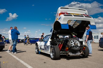 Ford Fair 2014: Cosworth & RS200