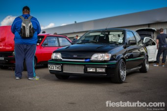 Ford Fair 2013: Fat Fiestas