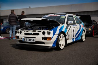Ford Fair 2015: Cosworth & RS200