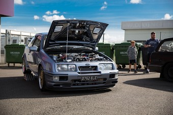 Ford Fair 2017: Cosworth & RS200