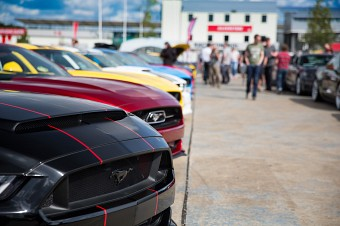 Ford Fair 2017: The Spice Of Life
