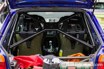 Escort Cosworth Roll Cage
