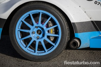 Fiesta Evo Rear Wheel