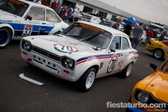 Mk1 Escort With Bubble Arches