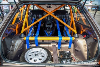 Mk2 Roll Cage