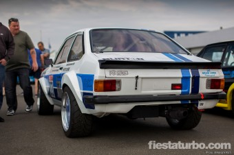 Mk2 RS2000 With Tarmac Arches