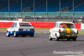 Mk3 Escort and Anglia