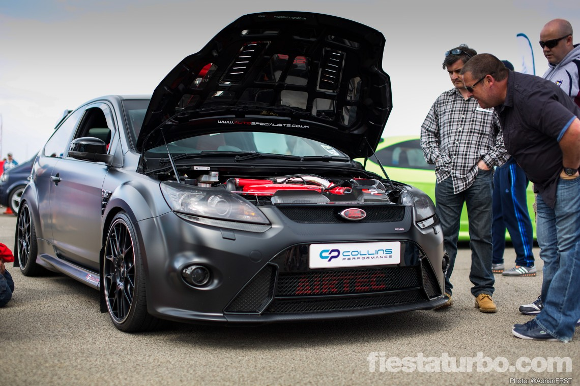 Ford Fair 2012 Focus On Focus Fiestaturbo Com The
