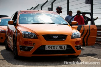 Orange Focus ST