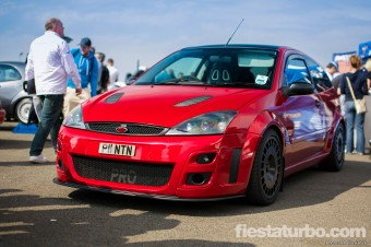 Red Mk1 Focus RS