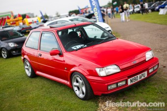 Red Mk3 On The FT Stand