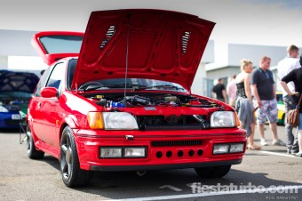 Red RS Turbo