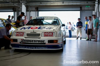 Sierra RS500 Touring Car - Front