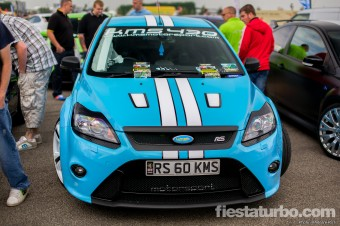 Sky Blue Focus RS