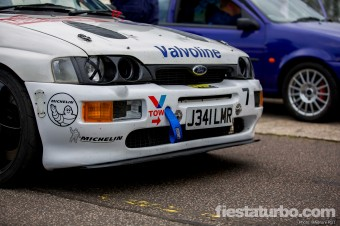 WRC Spec Escort Cosworth - Front